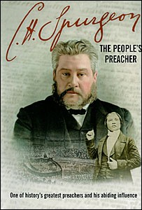 DVD C H SPURGEON,MEDIA,2798501345