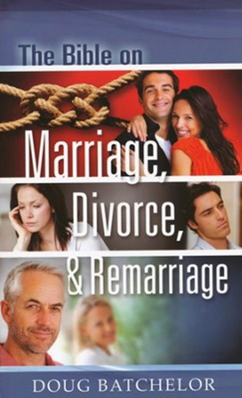 BIBLE ON MARRIAGE DIVORCE & REMARRIAGE TP,FAMILY LIFE,BK-MDR