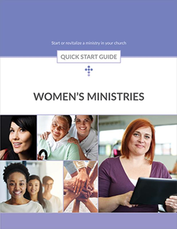 QUICK START GUIDE WOMENS MINISTRIES,BIBLE STUDY,630457