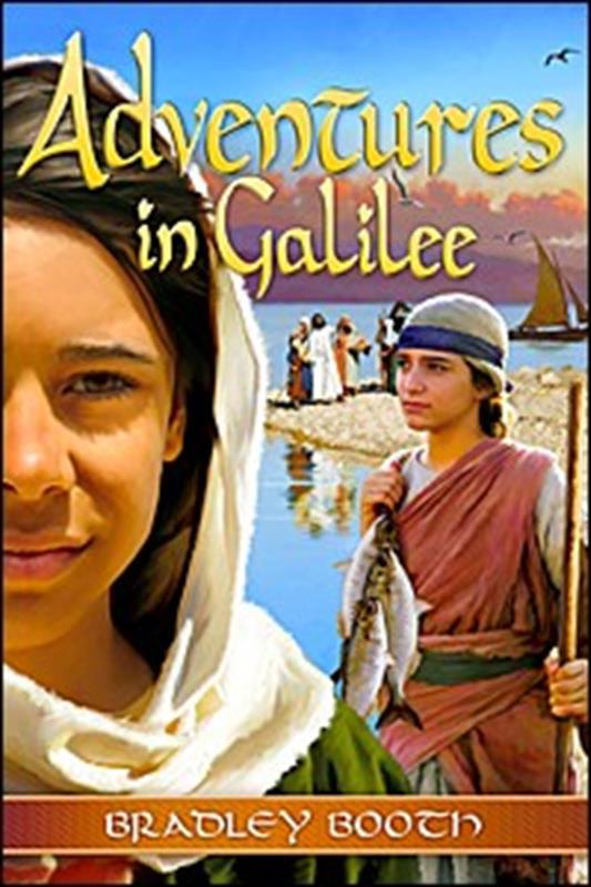 ADVENTURES IN GALILEE,CHILDREN'S MINISTRY,0816325065