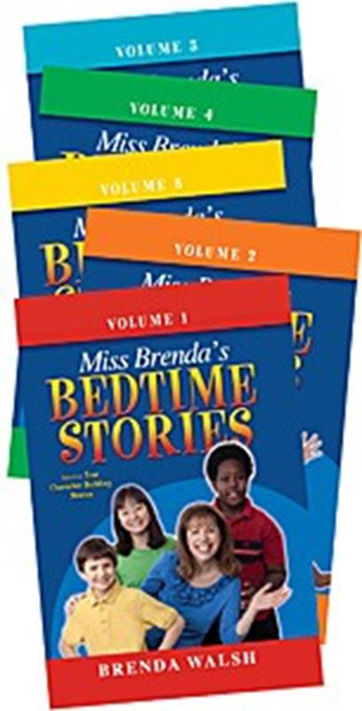 MISS BRENDAS BEDTIME SET,CHILDREN'S MINISTRY,4333004283
