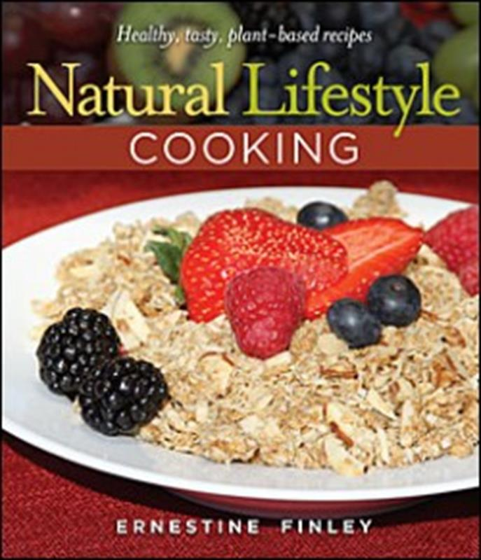 NATURAL LIFESTYLE COOKING (COOKBOOK),NEW BOOK,0816326169