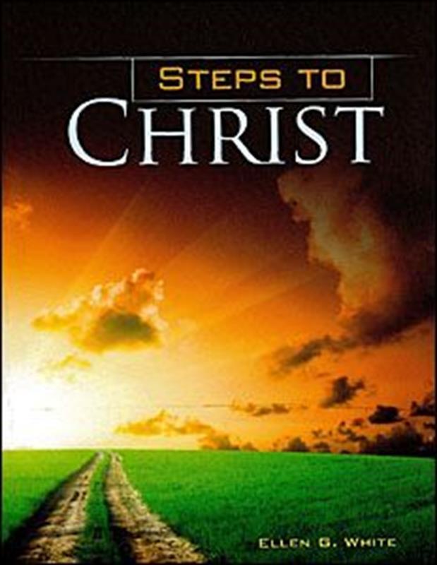 STEPS TO CHRIST ILLUSTRATED,ELLEN WHITE,8472084078
