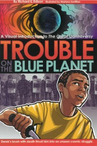 TROUBLE ON THE BLUE PLANET GREAT CONTROVERSY,NEW BOOK,9780828026550