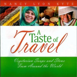 TASTE OF TRAVEL COOKBOOK,BARGAIN,0816328714