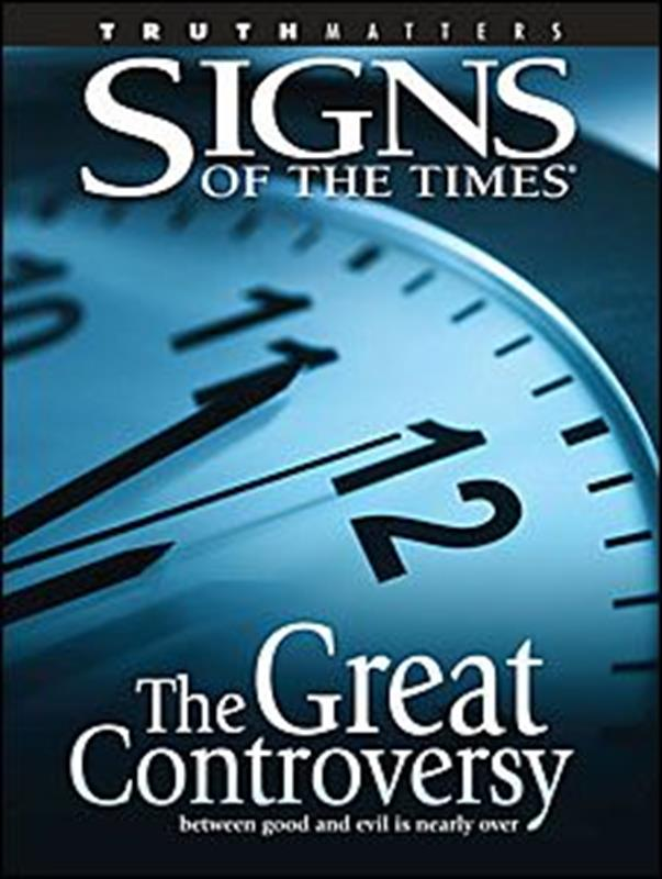 GREAT CONTROVERSY SIGNS SPECIAL,SHARING,4333004339