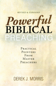 POWERFUL BIBLICAL PREACHING,BIBLE STUDY,9781936929054