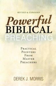 POWERFUL BIBLICAL PREACHING,BIBLE STUDY,9781936929054