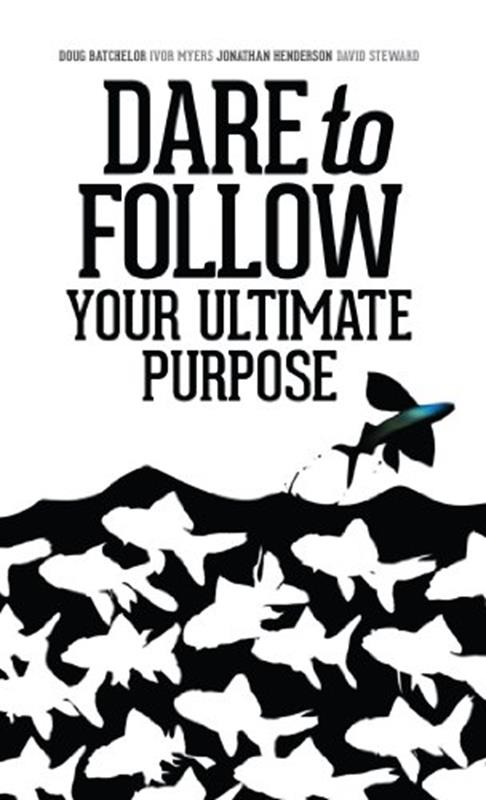 DARE TO FOLLOW YOUR ULTIMATE PURPOSE,SHARING,AF-DTF