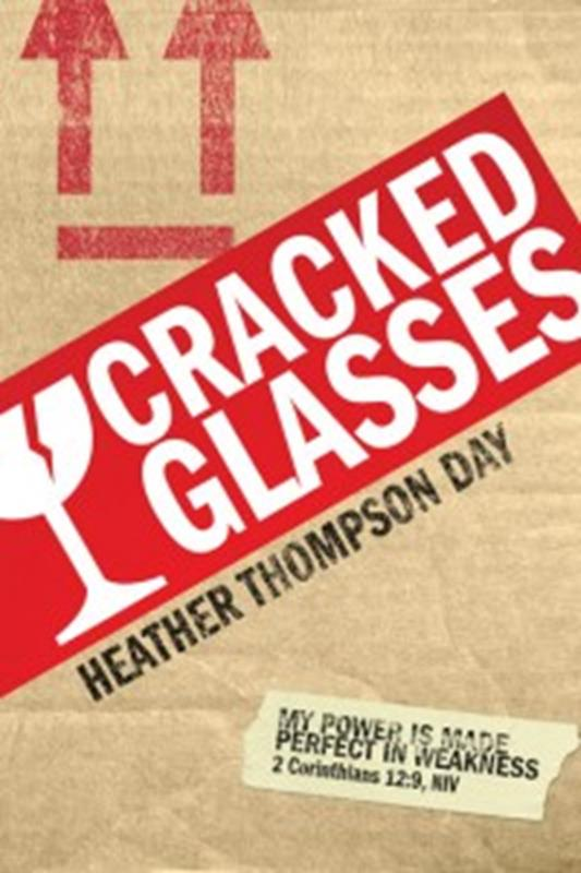 CRACKED GLASSES,NEW BOOK,0828025645