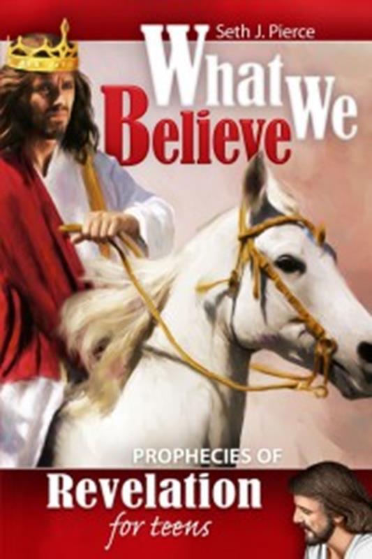 PROPHECIES OF REVELATION FOR TEENS,CHILDREN'S MINISTRY,0816345201