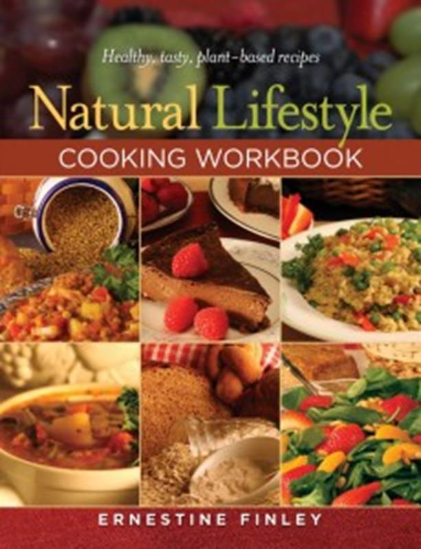 NATURAL LIFESTYLE COOKING WORKBOOK,NEW BOOK,0816345171