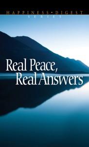 REAL PEACE REAL ANSWERS ASI,ASI,0816341079