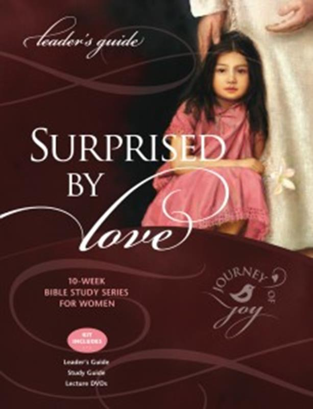 SURPRISED BY LOVE WOMENS BIBLE STUDY LEADERS KIT,FAMILY LIFE,4333004431