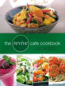 REVIVE CAFE COOKBOOK 1,COOKBOOKS/HEALTHBOOKS,0473190575