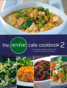 REVIVE CAFE COOKBOOK 2,COOKBOOKS/HEALTHBOOKS,0473217511