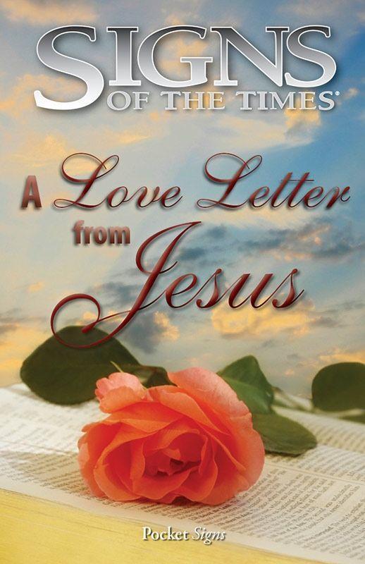 LOVE LETTER FROM JESUS 100PK [PKS],SHARING,4333004419