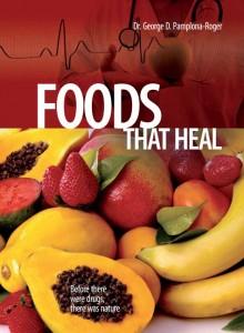 FOODS THAT HEAL NEW,COOKBOOKS/HEALTHBOOKS,9788472084278