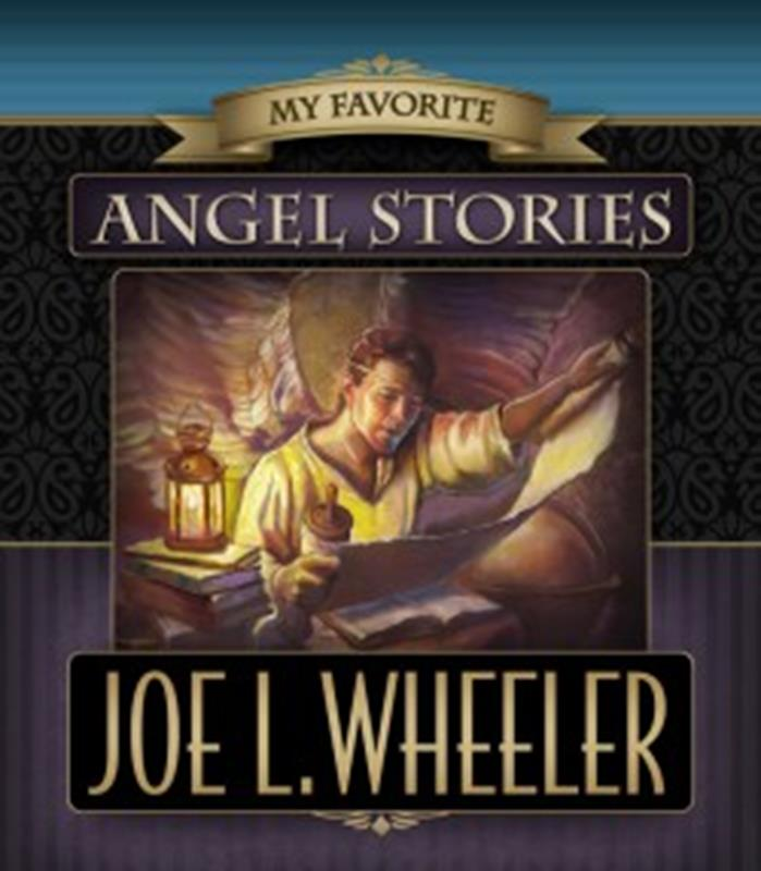 MY FAVORITE ANGEL STORIES TP,NEW BOOK,0816350191