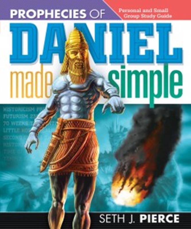 PROPHECIES OF DANIEL MADE SIMPLE,FAITH & HERITAGE,0816349487