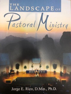 LANDSCAPE OF PASTORAL MINISTRY,BIBLE STUDY,51495L