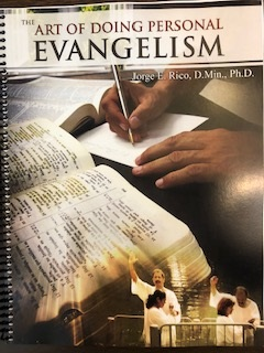 ART OF DOING PERSONAL EVANGELISM