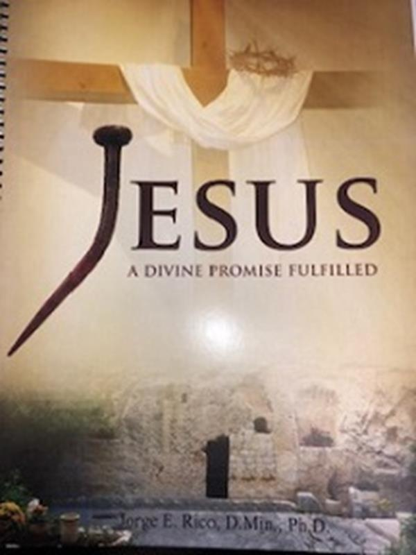 JESUS DIVINE PROMISE FULFILLED,CHRISTIAN LIVING