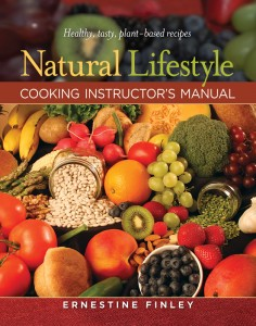 NATURAL LIFESTYLE COOKING INSTRUCTORS MANUAL,NEW BOOK,0816353158