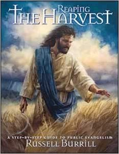 REAPING THE HARVEST,BIBLE STUDY,1878046667