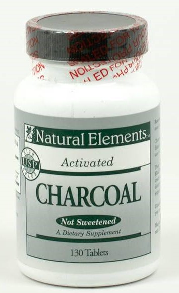 ACTIVATED CHARCOAL TABLETS,710856958010