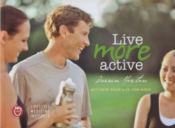 LIVE MORE ACTIVE [CHIP] W/DVD,COOKBOOKS/HEALTHBOOKS,1921292954