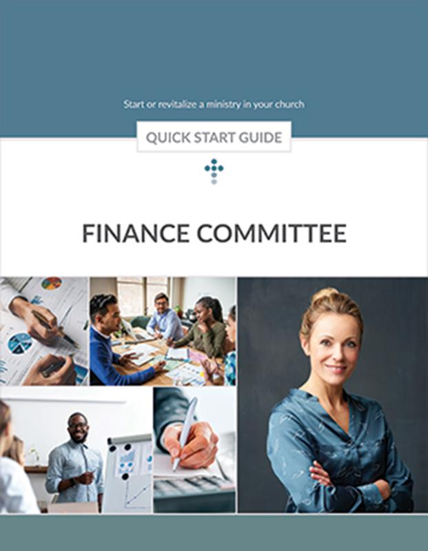 QUICK START GUIDE FINANCE COMMITTEE,BIBLE STUDY,313029