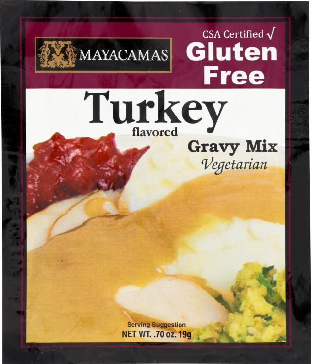 TURKEY GRAVY,MAYACAMAS,74888303058