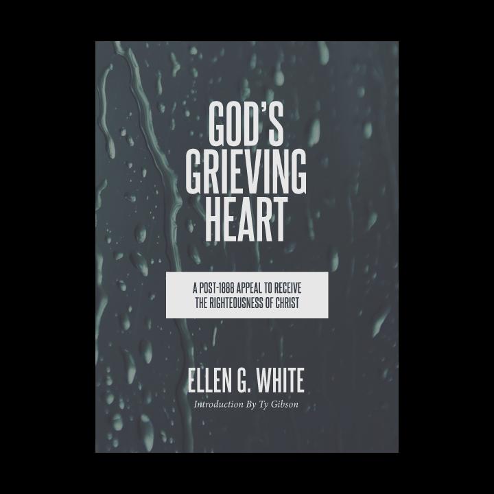 GODS GRIEVING HEART,ELLEN WHITE,CR-7107