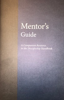 MENTOR'S GUIDE,BIBLE STUDY,9780996313612