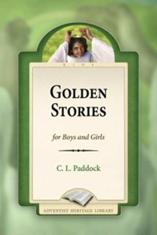 GOLDEN STORIES FOR BOYS & GIRLS TP [AHL],CHILDREN'S MINISTRY,9780816334186