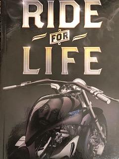 RIDE FOR LIFE,ELLEN WHITE,9781479606252