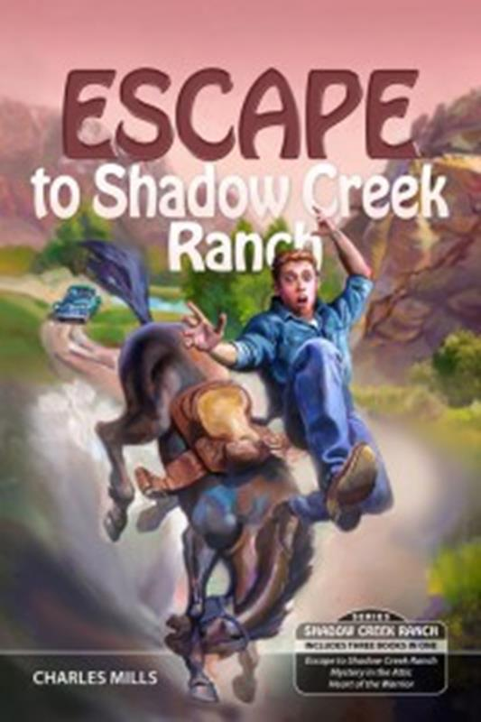 ESCAPE TO SHADOW CREEK RANCH [BOOKS 1-3],CHILDREN'S MINISTRY,9780816361526