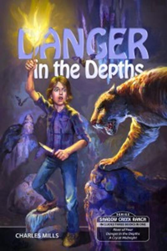 DANGER IN THE DEPTHS [BOOKS 7-9],CHILDREN'S MINISTRY,9780816361564