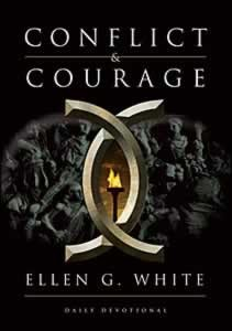 CONFLICT & COURAGE TP,ELLEN WHITE,9780828027922