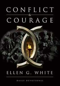 CONFLICT & COURAGE TP,ELLEN WHITE,9780828027922