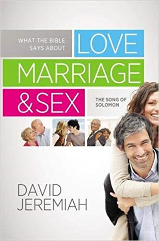 WHAT THE BIBLE SAYS ABOUT LOVE, MARRIGE & SEX,FAMILY LIFE,9781455511426