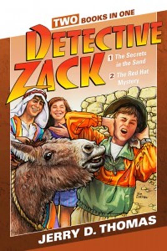 DETECTIVE ZACK SERIES V2,CHILDREN'S MINISTRY,9780816361304