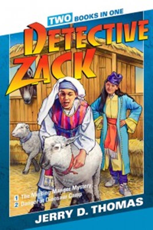 DETECTIVE ZACK SERIES V3,CHILDREN'S MINISTRY,9780816361311