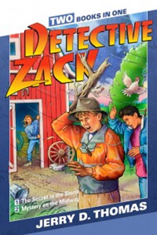 DETECTIVE ZACK SERIES V4,CHILDREN'S MINISTRY,9780816361328