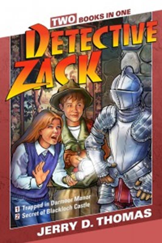 DETECTIVE ZACK SERIES V5,FAITH & HERITAGE,9780816361335