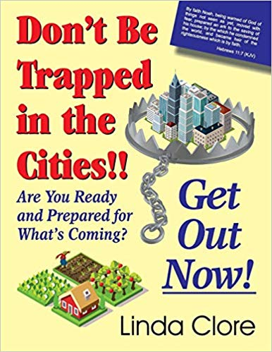 DON'T BE TRAPPED IN THE CITIES,CHRISTIAN LIVING,9781479606900
