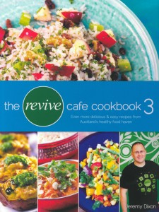 REVIVE CAFE COOKBOOK 3,COOKBOOKS/HEALTHBOOKS,9780473235949