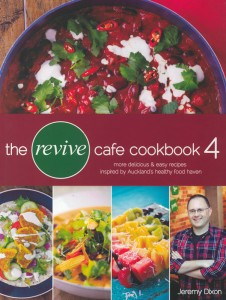 REVIVE CAFE COOKBOOK 4,COOKBOOKS/HEALTHBOOKS,9780473285265