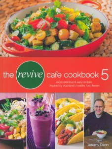 REVIVE CAFE COOKBOOK 5,COOKBOOKS/HEALTHBOOKS,9780473326555